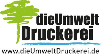 logo die Umweltdruckerei